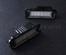 Pack of 2 LEDs modules licence plate for Volkswagen Golf 5