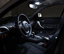 Interior Full LED pack (pure white) for  BMW Series 1 F20 F21