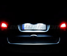 LED Licence plate pack (pure xenon white) for Renault Scenic