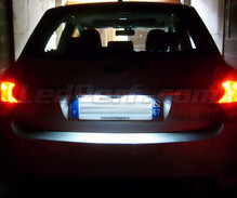 LED Licence plate pack (xenon white) for Toyota Auris MK1