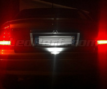 LED Licence plate pack (xenon white) for Opel Astra G