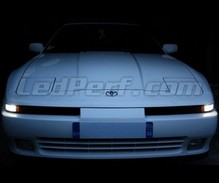Sidelights LED Pack (xenon white) for Toyota Supra MK3