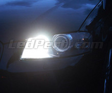 Daytime running light pack (xenon white) for Audi A6 C6