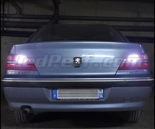 Backup LED light pack (white 6000K) for Peugeot 406