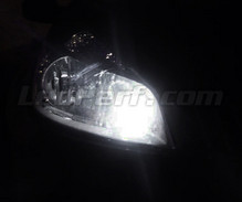 Sidelights LED Pack (xenon white) for Renault Clio 3