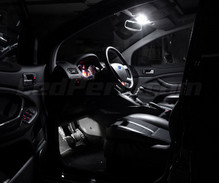 Interior Full LED pack (pure white) for Ford Kuga