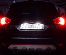 LED Licence plate pack (pure white) for Ford Kuga