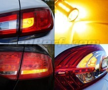 Rear LED Turn Signal pack for Opel Astra G