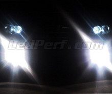 Pack of Xenon effect anti-fog lights for Alfa Alfa Romeo 156