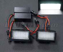 Pack of 2 LEDs modules licence plate for Mercedes ML (W164)