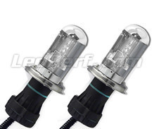 Pack of 2 H4 Bi Xenon 6000K 55W Xenon HID replacement bulbs