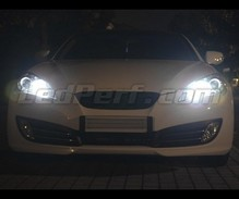 Sidelights LED Pack (xenon white) for Hyundai Genesis