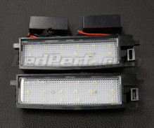 Pack of 2 LEDs modules licence plate TOYOTA (type 2)