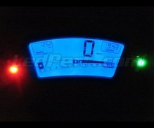 Blue Meter LED kit for Kawasaki ER-6F (2009 - 2011)