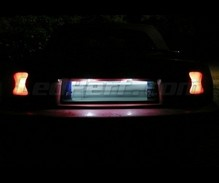LED Licence plate pack (xenon white) for Mazda MX-5 NA