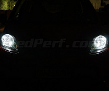 Sidelights LED Pack (xenon white) for Toyota Aygo