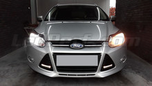 Led FORD FOCUS MK3 2014 Clipper Titanium Tuning