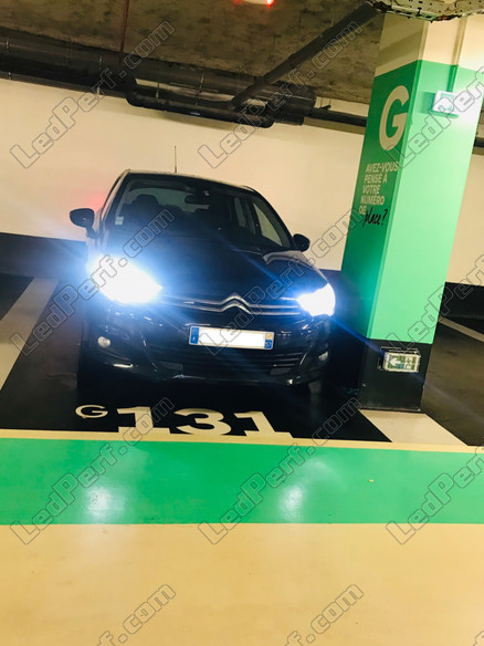 Led CITROEN C4 II 2011 Collection Tuning