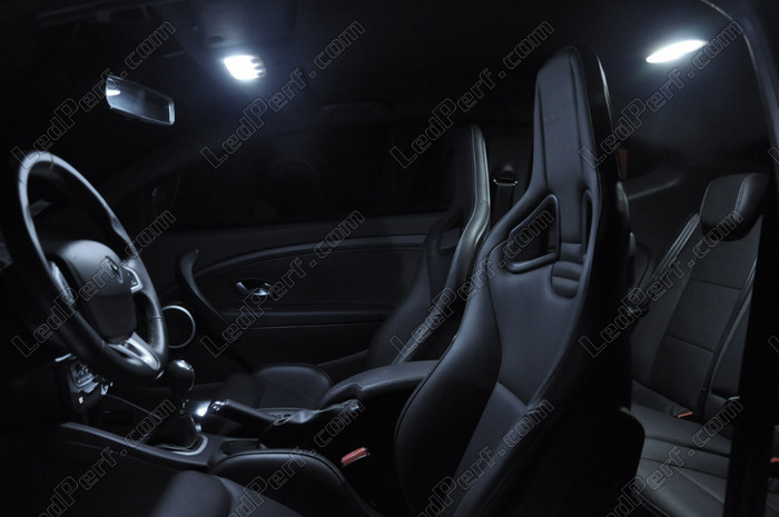 Led RENAULT MEGANE 3 2011 RS TROPHY Tuning
