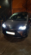 Led TOYOTA YARIS 3 2019 France connect  Tuning